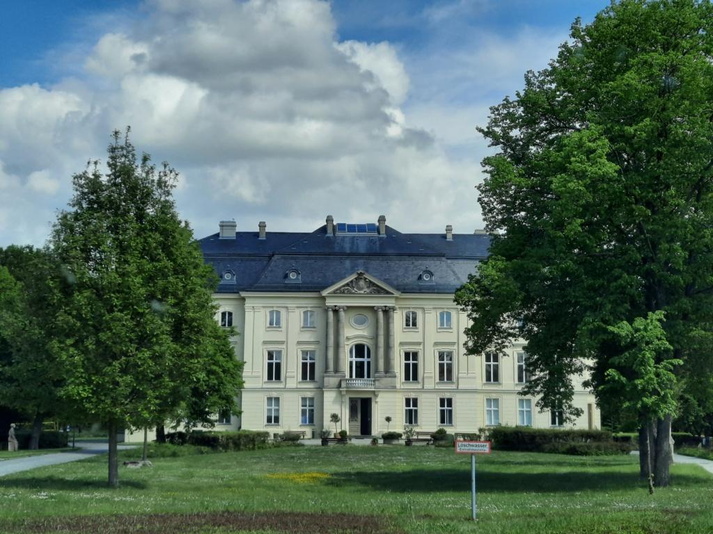 Schloss Trebnitz
